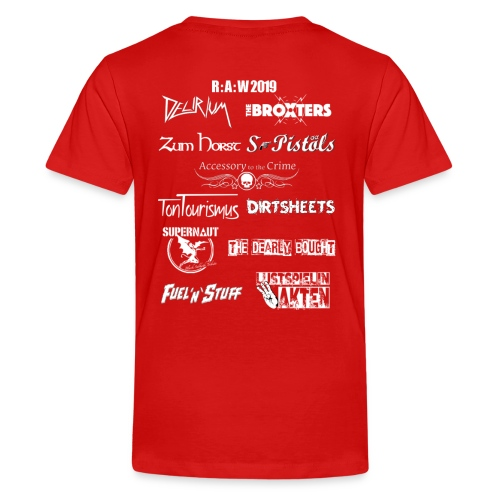 T-Shirt  Teegnager 2019 - Teenager Premium T-Shirt