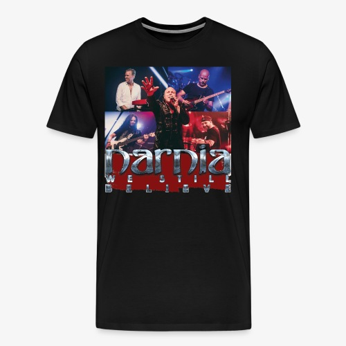 We Still Believe - LIVE T-shirt (Premium) - Men's Premium T-Shirt