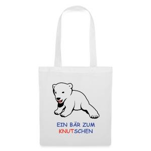 Bären-Beutel - Stoffbeutel