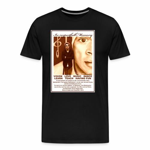 Janek IRM  - Männer Premium T-Shirt