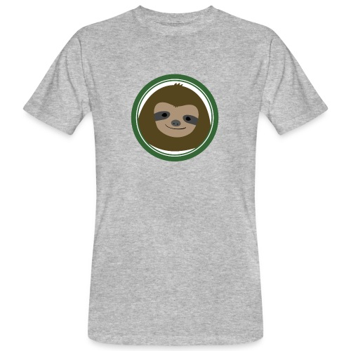 Faultier - Herren - Männer Bio-T-Shirt