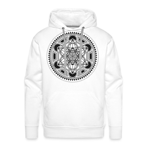 Metatron Hoodie - Mannen Premium hoodie