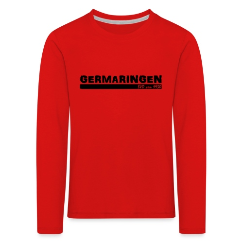 SVO Fan Kinder Longsleeve - Kinder Premium Langarmshirt