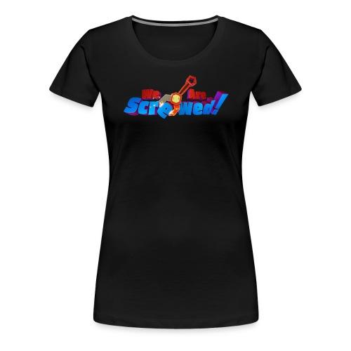 Was Women Tshirt - Women's Premium T-Shirt