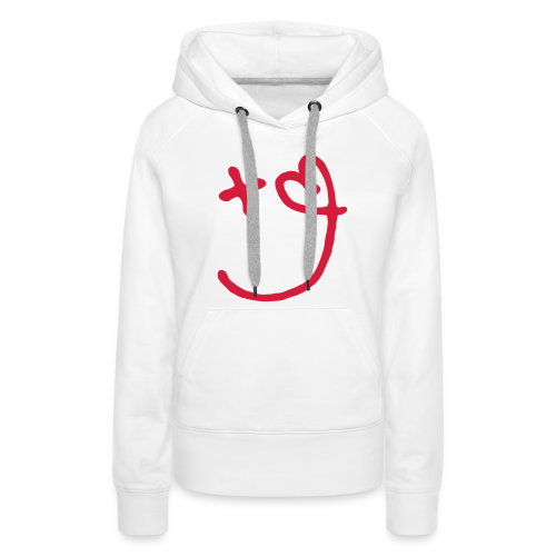 Love and Positivity - Women's Premium Hoodie