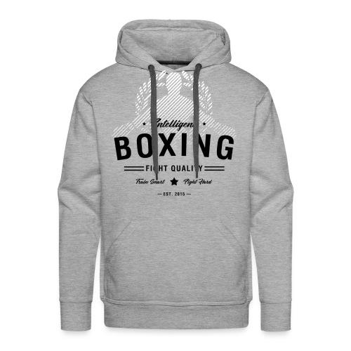 Mens Boxing Hoodie - Men's Premium Hoodie