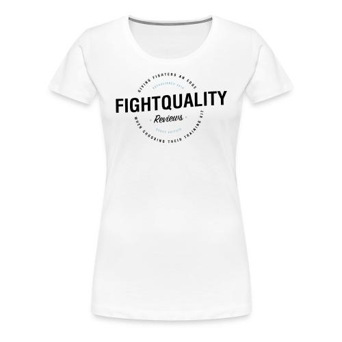 Womens Edge T-Shirt - Women's Premium T-Shirt