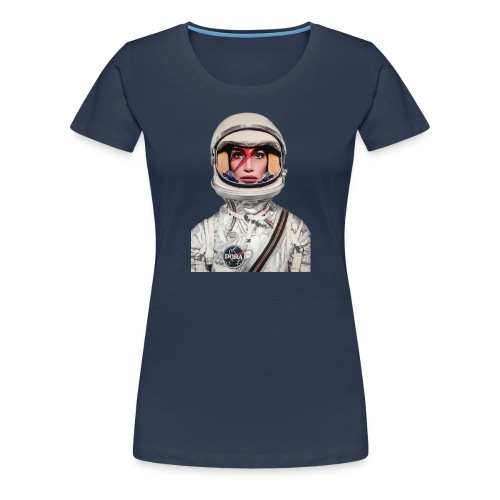 Dora Stardust - Frauen Premium T-Shirt