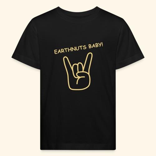 Earthnuts BIO Kindershirt - Kinder Bio-T-Shirt