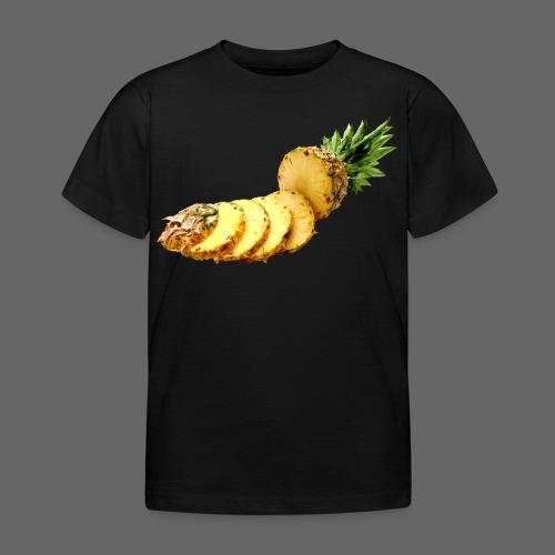 Ananas - Børne-T-shirt