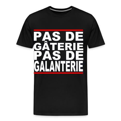 PGPG - T-shirt Premium Homme