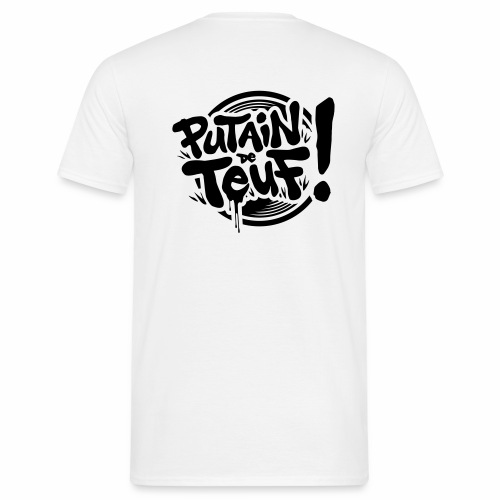 -NEW- TShirt PdT Basic 2019 (Homme) - T-shirt Homme