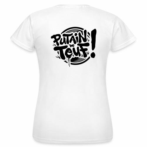 -NEW- Tshirt PdT Basic 2019 (Femme) - T-shirt Femme