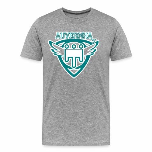 Auvernha_Bleu - T-shirt Premium Homme