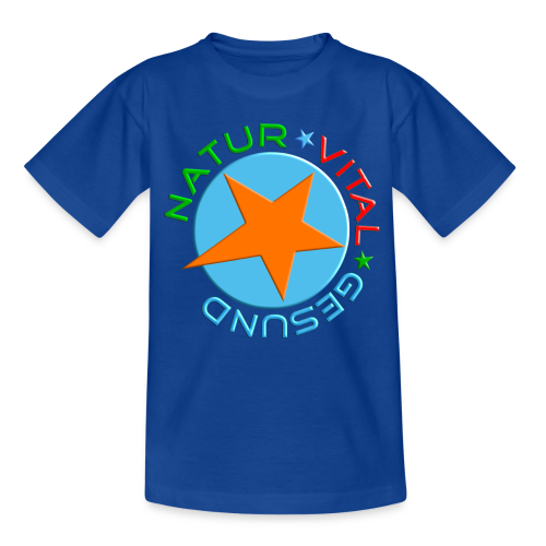 NATUR-VITAL-GESUND - Kinder T-Shirt