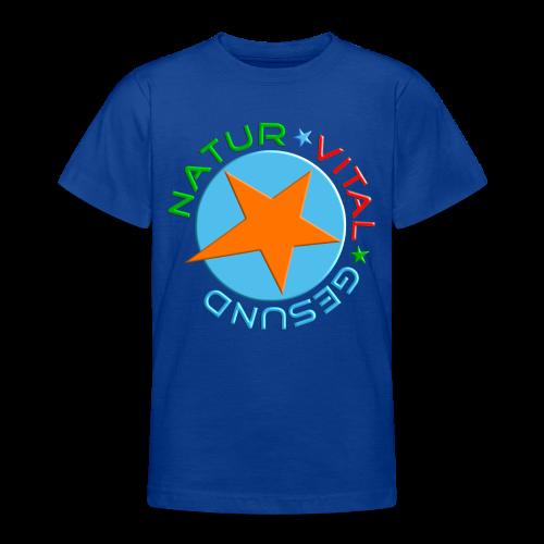 NATUR-VITAL-GESUND - Teenager T-Shirt