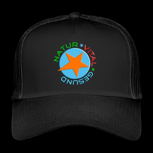 NATUR-VITAL-GESUND - Trucker Cap