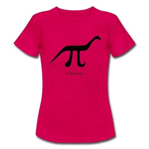 Pinosaur - Dame-T-shirt
