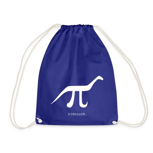 Pinosaur - Drawstring Bag