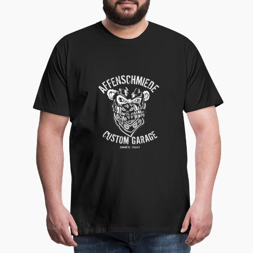 Affenschmiede T-Shirt  - Männer Premium T-Shirt