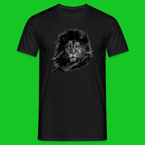 Leeuw mystiek heren t-shirt - Mannen T-shirt