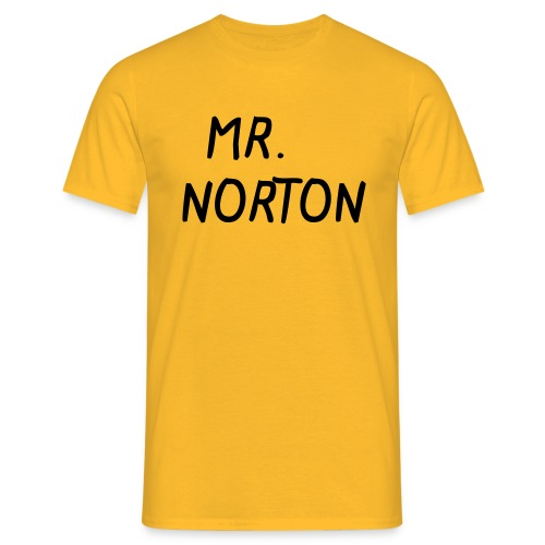 MR. NORTON - Männer T-Shirt