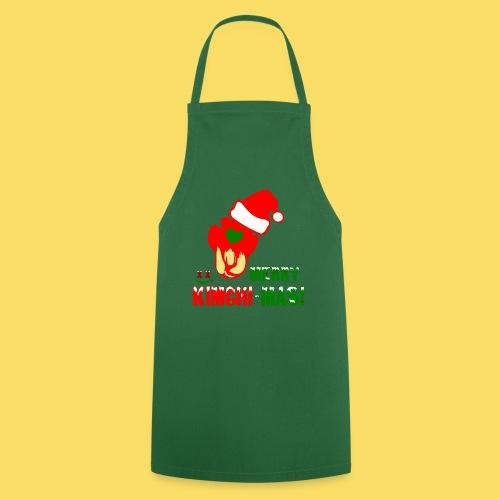 ❤ټMerry Kimchi-Mas-Fun Foodcontest Christmasټ - Cooking Apron