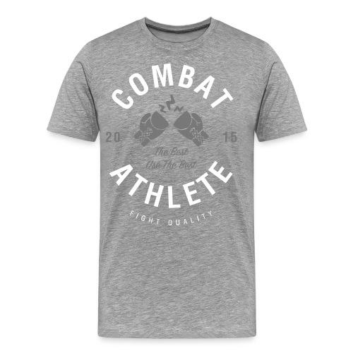 Mens Combat Athlete T-Shirt - Men's Premium T-Shirt