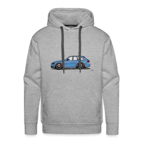 Auto Comic - Männer Premium Hoodie