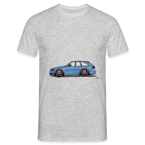 Auto Comic - Männer T-Shirt