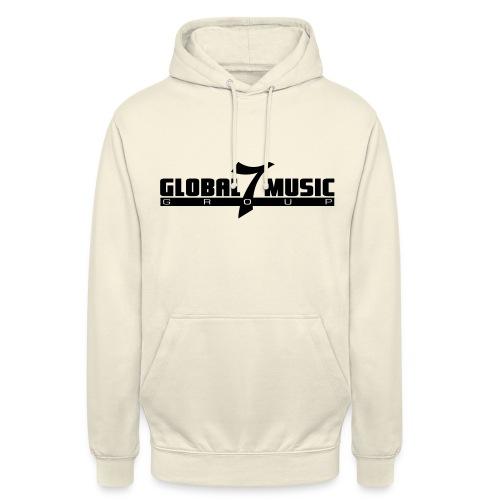 Global 7 Music Hoodie - Unisex Hoodie