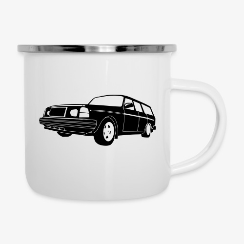volvo emali-muki - Camper Mug