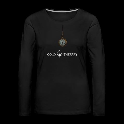 The Darkest Hour Women's Long Sleeve 3 - Women's Premium Longsleeve Shirt