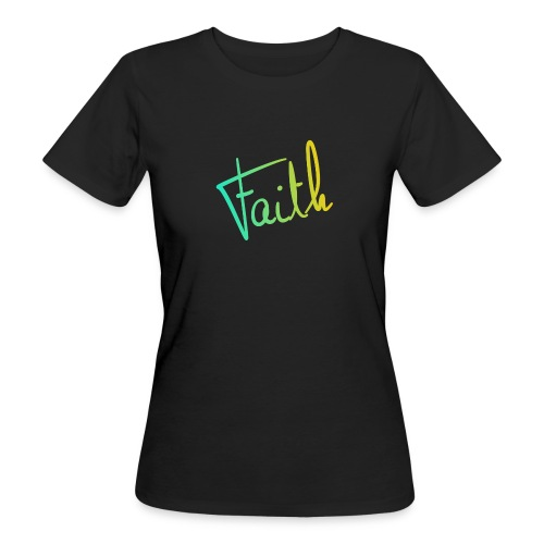 FaithSign Shirt - Frauen Bio-T-Shirt