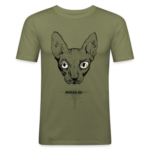 Sphynx - Männer Slim Fit T-Shirt