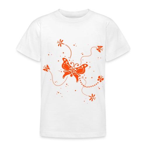 vlinders-1 - Teenager T-shirt