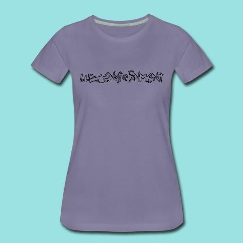 luz-environment, Licht, Umwelt, Natur, streetart,  - Frauen Premium T-Shirt