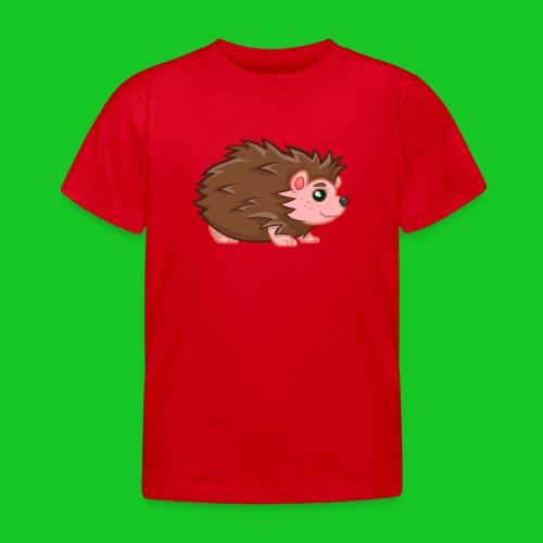 Egel kinder t-shirt - Kinderen T-shirt