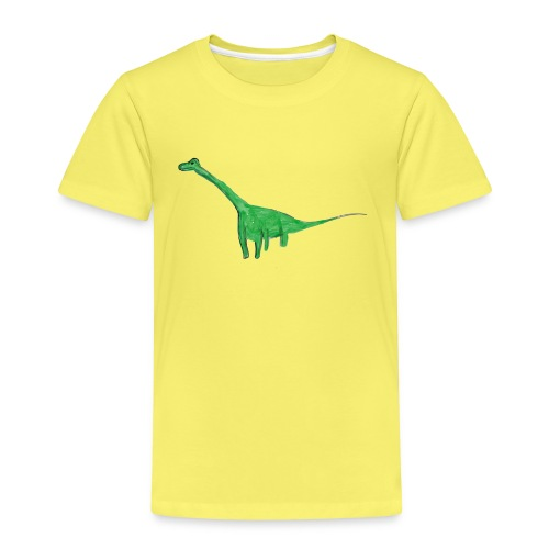 Langhals - Kinder Premium T-Shirt