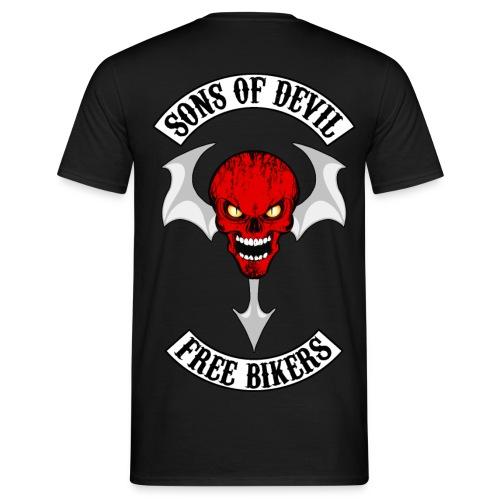 Sons of Devil - T-shirt Homme