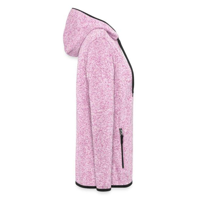 6Bulle pour elle veste à capuche polaire