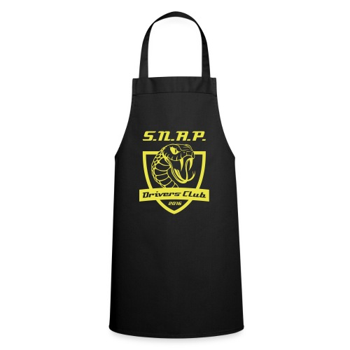 SCHÜRZE GELB - Kochschürze