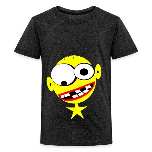 junior of the Smily - Teenager Premium T-Shirt
