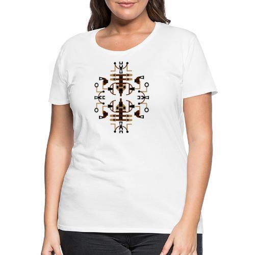 Spin Navota design - Vrouwen Premium T-shirt