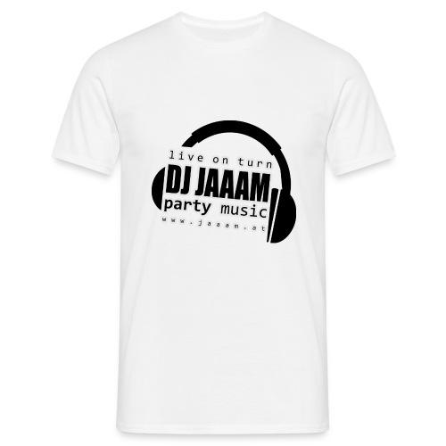 DJ JAAAM SHIRT  - Männer T-Shirt