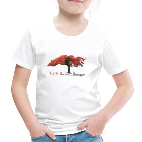 T-shirt Premium Enfant Flamboyant - T-shirt Premium Enfant