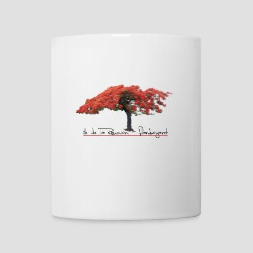 Mug blanc Flamboyant - Mug blanc