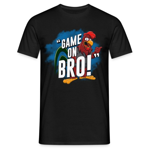 Game On Bro OPM - Men's T-Shirt