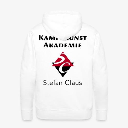Premium Hoodie Schüler - Männer Premium Hoodie