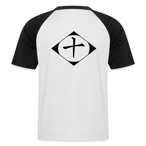 Cosplay Toushiro Hitsugaya 10° Division Bleach - T-shirt baseball manches courtes Homme